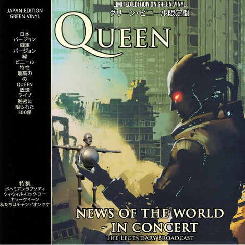 Queen - News Of The World - In Concert Houston 1977