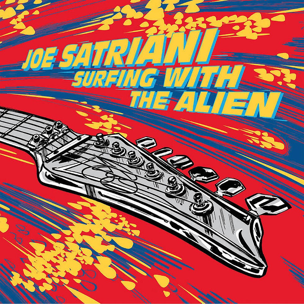 Joe Satriani - Surfing With The Alien - Stripped Edition