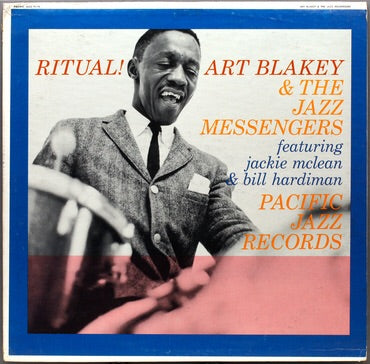 Art Blakey and The Jazz Messengers - Ritual