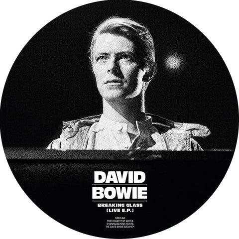 David Bowie - Breaking Glass (Live EP) Picture Disc