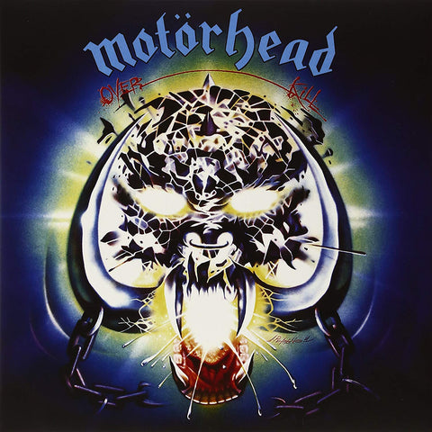 Motörhead - OverKill 3LP Box set