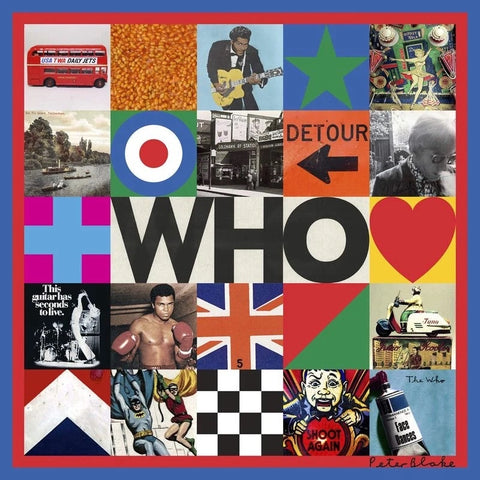 The Who - Who + Live at Kingston (Singles Box plus CD)