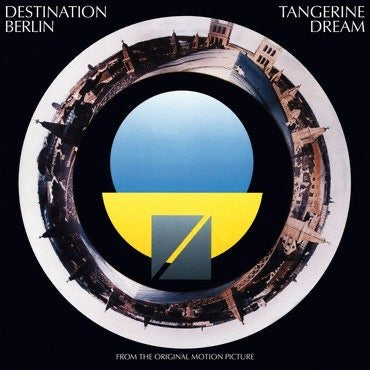 Tangerine Dream - Destination Berlin (Blue vinyl)