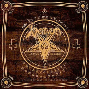 Venom - In Nomine Satanas- The Neat Anthology