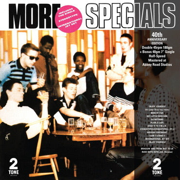 Specials, The - More Specials (40th Anniversary Edition)