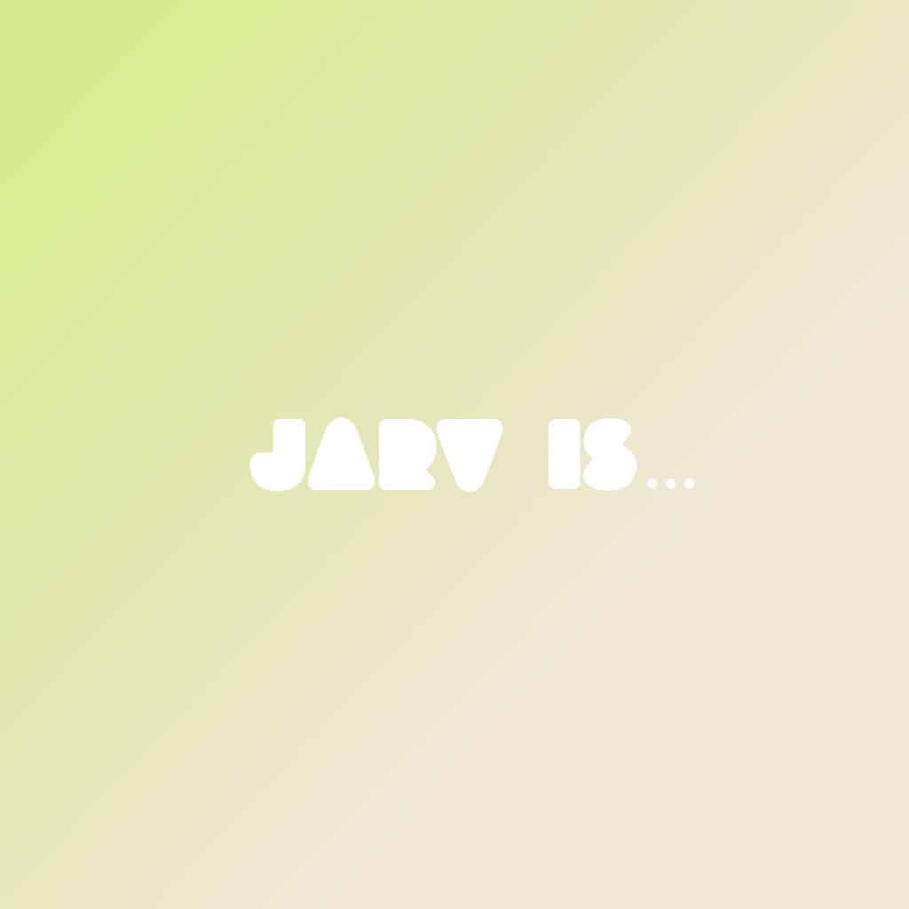 JARV IS - Beyond The Pale (Orange Vinyl Edition)