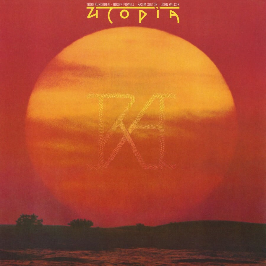 Utopia- RA (Yellow Sun Vinyl)