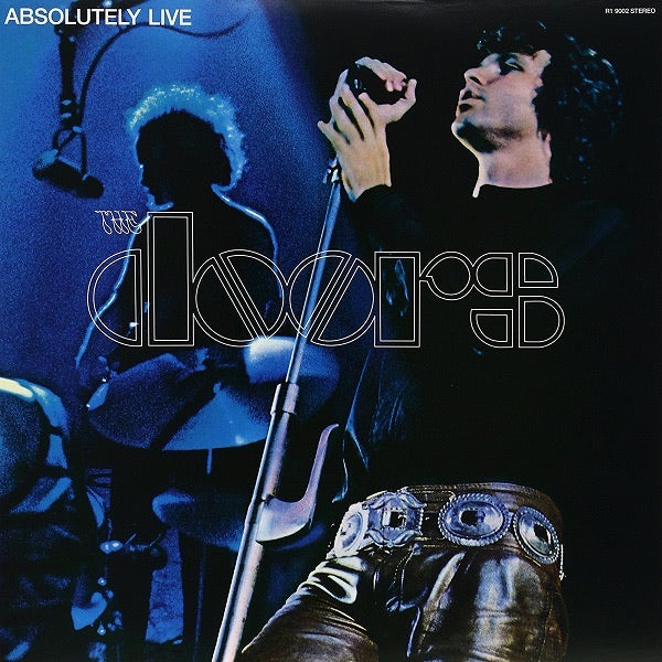 Doors, The - Absolutely Live (Limited Blue Vinyl)