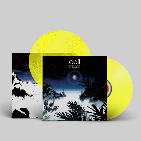 Coil - Musick To Play in the Dark (Yellow Vinyl Edition)