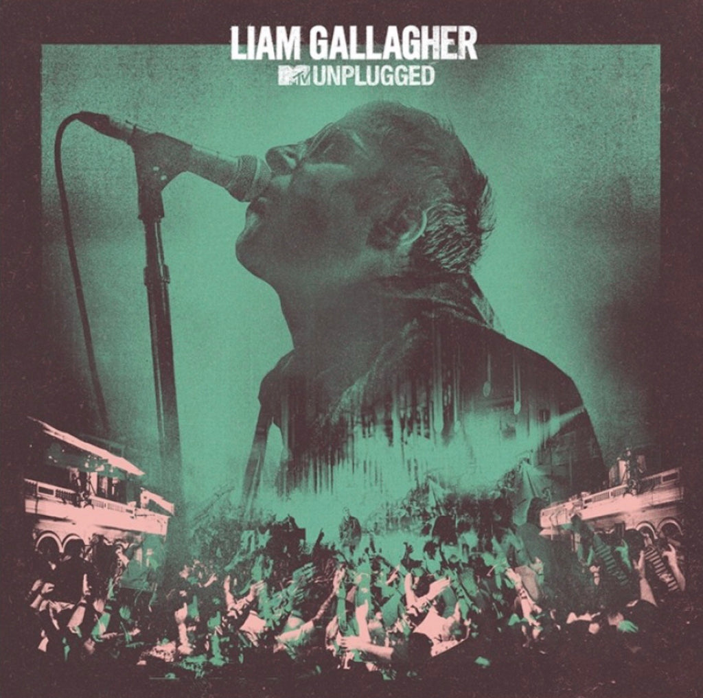 Liam Gallagher - MTV Unplugged (Splatter Vinyl)
