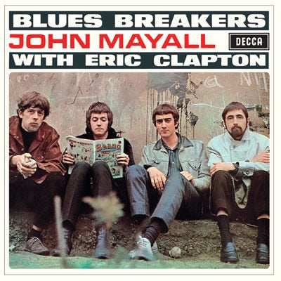 John Mayall - Blues Breakers (with Eric Clapton)