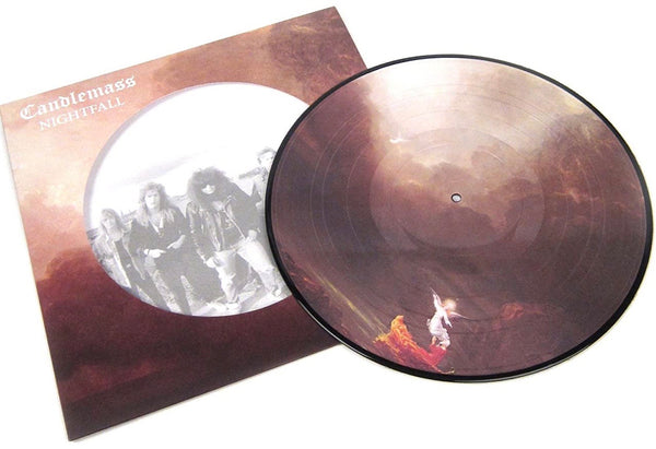 Candlemass - Nightfall (Picture Disc)