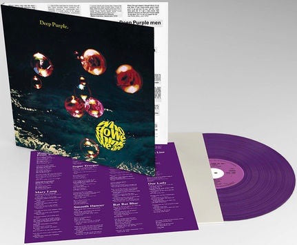 Deep Purple - Who Do We Think We Are? (Purple Vinyl)