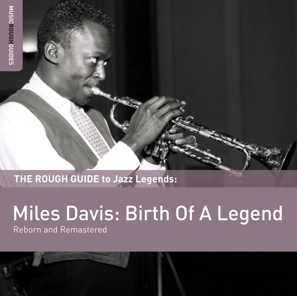 Miles Davis - Rough Guide to Jazz Legends