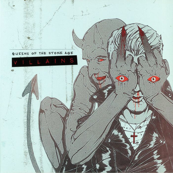 Queens Of The Stone Age - Villians (Indie Sleeve Variant)