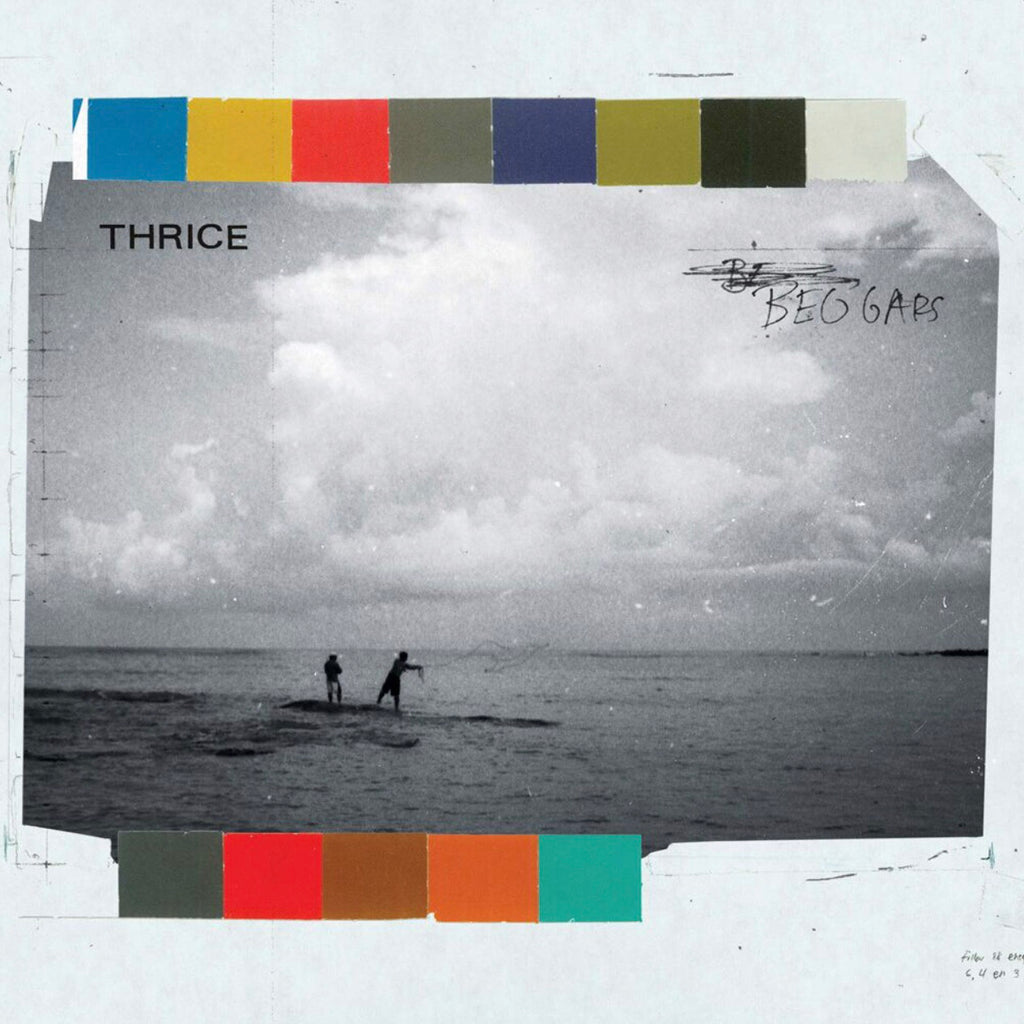 Thrice - Beggars 10th Anniversary LP+7""