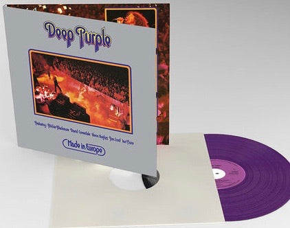 Deep Purple - Made in Europe (Purple Vinyl)