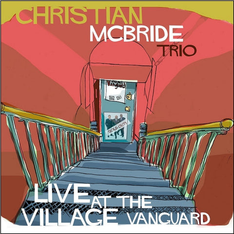 Christian McBride Trio - Live at The Village Vanguard Vinyl LP
