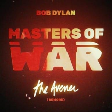 Bob Dylan - Masters Of War 7""