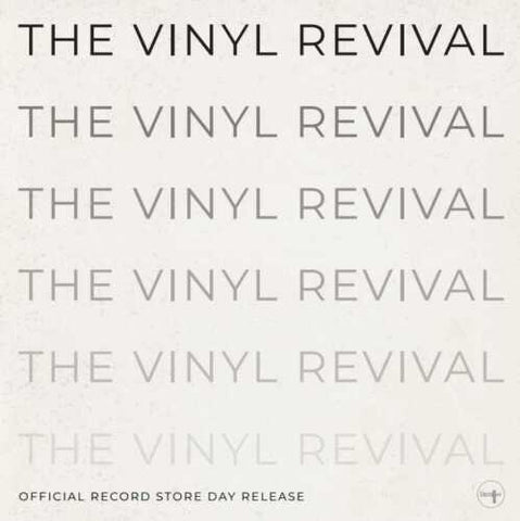 Various Artists - The Vinyl Revival OST