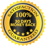VibraThotics 30-day 100% Money Back Guarantee