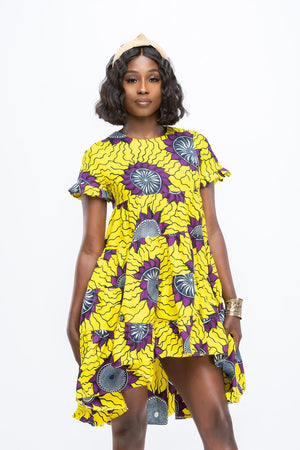 Wakanda Dress