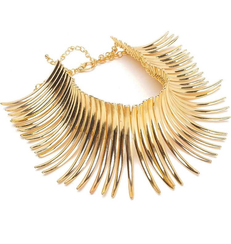 Choker Statement Necklace