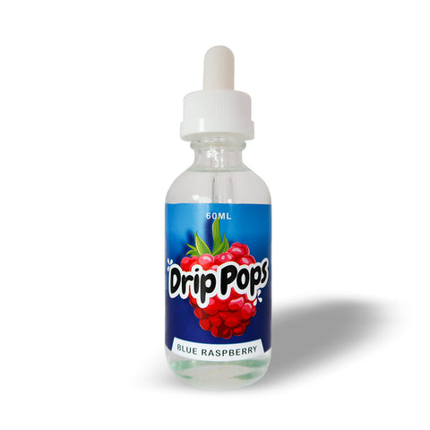7DAYS DRIP POPS BLUE RASPBERRY 60ML