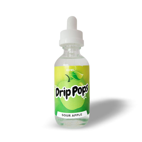 7DAYS DRIP POPS SOUR APPLE 60ML