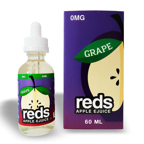 7DAYS REDS APPLE GRAPE 60ML