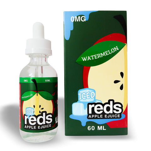 7DAYS REDS APPLE WATERMELON ICED 60ML