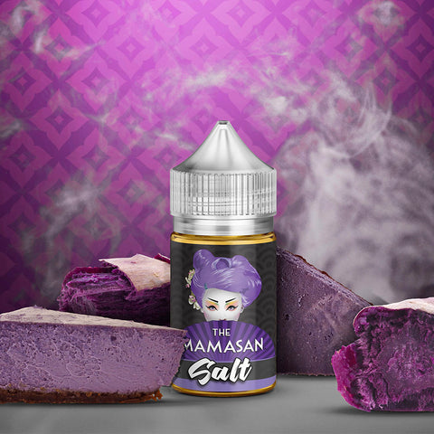 THE MAMASAN - PURPLE CHEESECAKE SAL 30ML