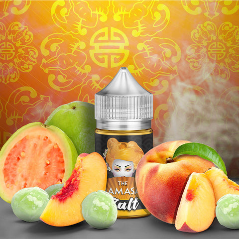 THE MAMASAN - GUAVA POP SAL 30ML
