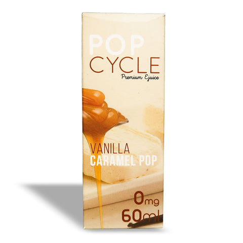 VANILLA CARAMEL POP 60ML