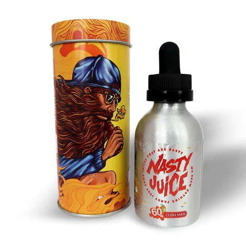 Cush Man Mango Yellow 60ML