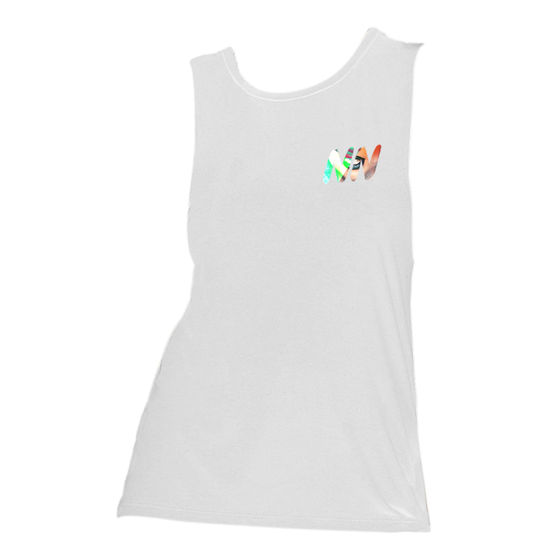 'This is Natti' NN Tank - White