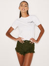 ilumiNATTI SS Photo Tee - White