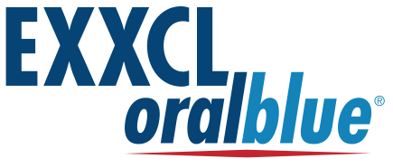 EXXCL Oral Blue