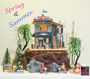 Spring & Summer with Lemax products