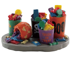 Lemax Accessory 84831 Buckets of Candy