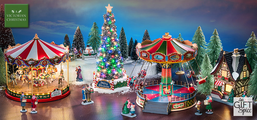Lemax Christmas.Lemax Christmas Village Collectibles Houses Accessories