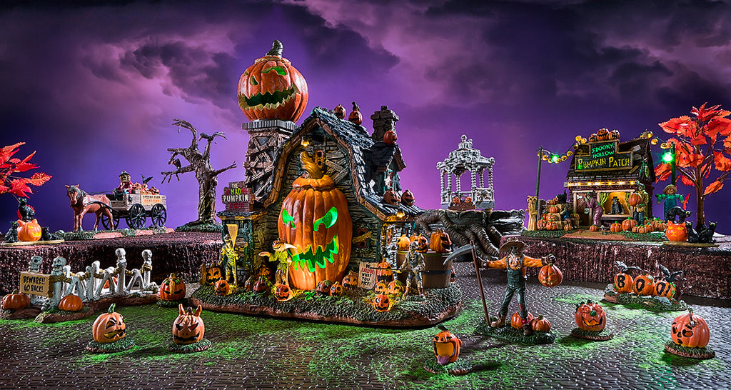 New 2019 Lemax Spooky Town from Gift Spice