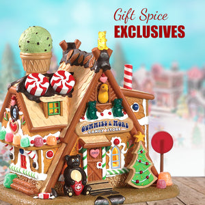 Gift Spice Lemax Exclusives