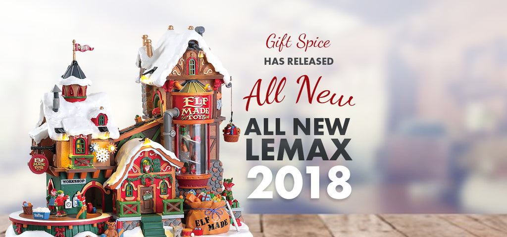 New Lemax 2018