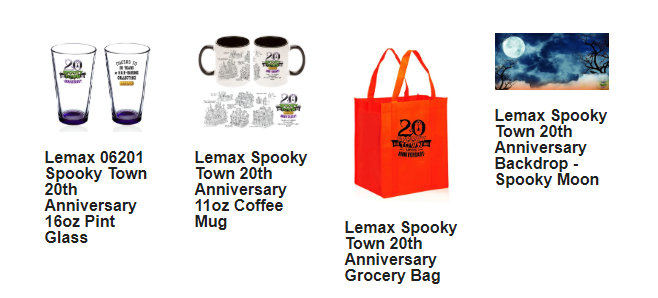 LEMAX &GIFT SPICE 2020 HALLOWEEN CONTEST Prizes