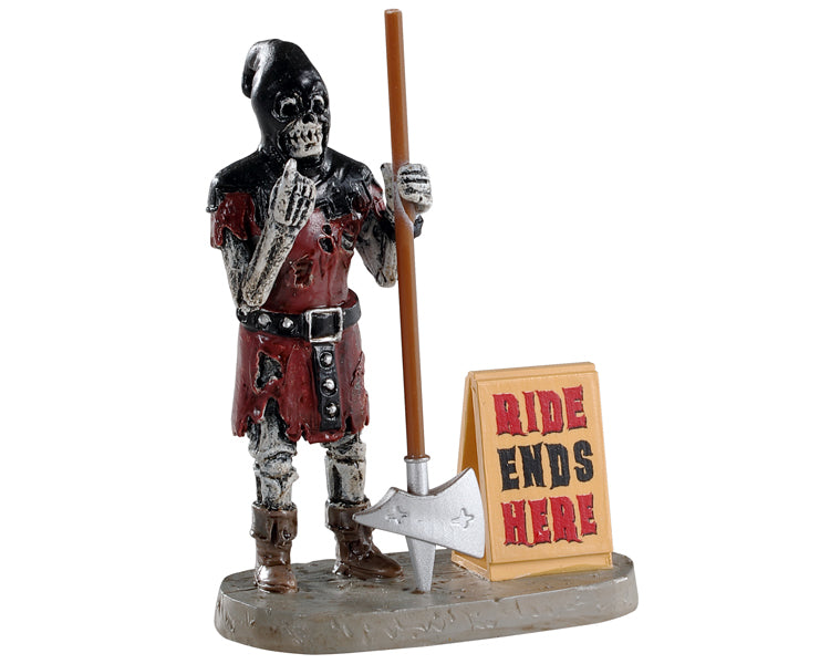 Lemax 02904 Executioner, Figurine- Gift Spice