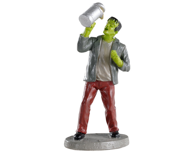 Lemax 02908 Frank And Stein, Figurine- Gift Spice