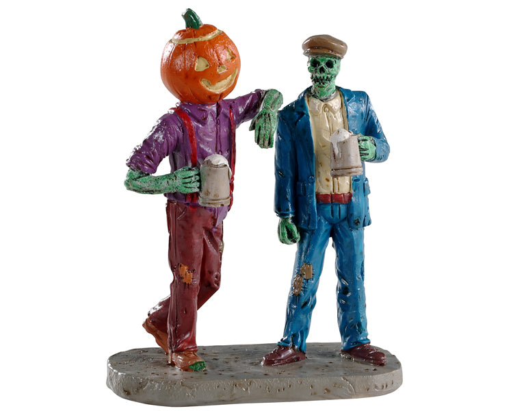 Lemax 02914 Jolly Jack, Figurine- Gift Spice