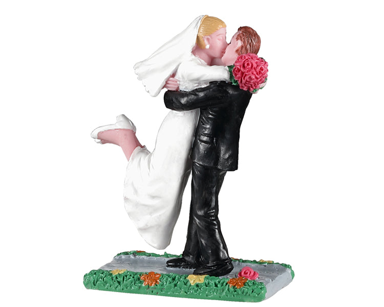 Lemax 02927 The Newlyweds, Figurine- Gift Spice