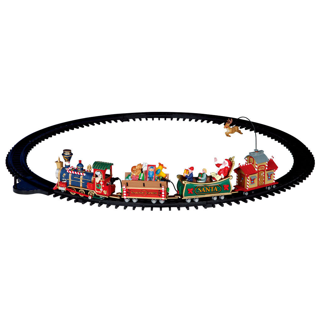 Lemax Lemax 04232 Starlight Express, Sights and Sound piece- Gift Spice